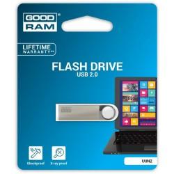 Pendrive GoodRAM 64GB UNN2 metal USB 2.0 - retail blister