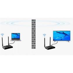 Coppia di Extender HDMI, Wireless fino a 100m, 1080p@60