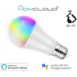 Lampadina Wi-FI RGB+CCT Dimmerabile E27