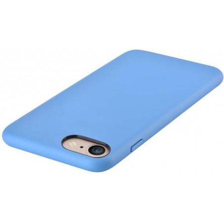 Cover C.E.O 2 in Microfibra Per iPhone 7 & 8 Blu
