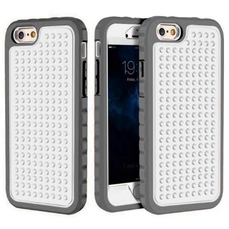 Cover Alta Protezione Armour per iPhone 7 & 8 Plus Bianca