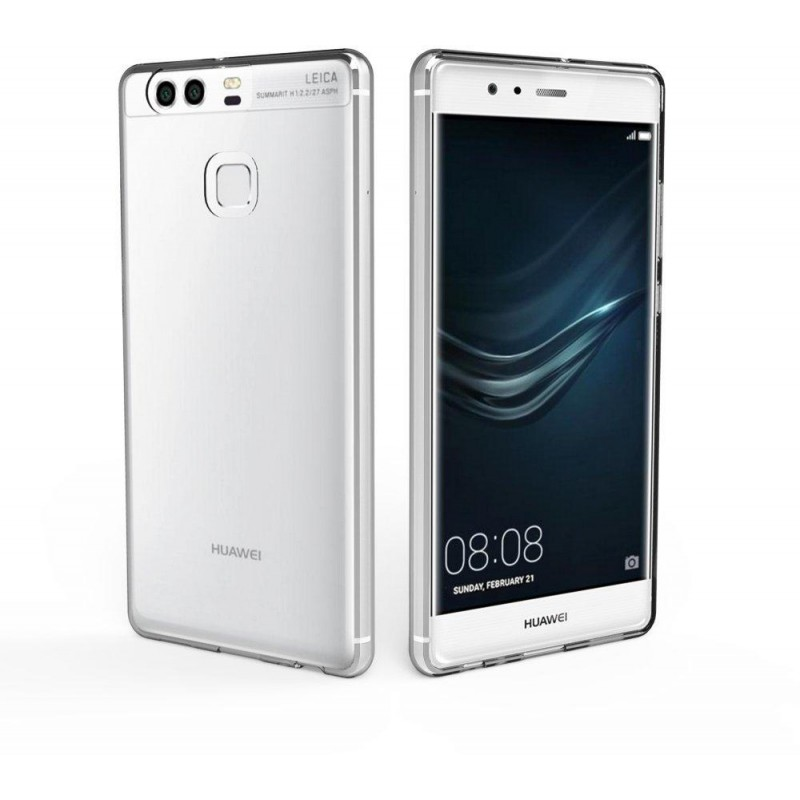 Cover TPU Slim 0.5mm Morbida Per Huawei Mate 8