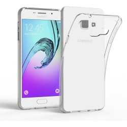 Cover TPU Slim 0.5mm Morbida Per Galaxy A5 Trasparente naked