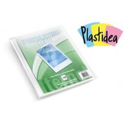 Portalistino CLEAR con copertina personalizzabile 10 fogli