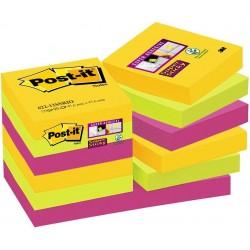 Foglietti Post-it® Super Sticky Rio De Janeiro 51x51 - 12 pz
