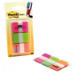 Post-it® Index Strong 686-PGO Box 4 colori classi assortiti