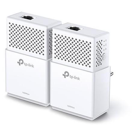 Kit 2x powerline AV1000 1 Porta Gigabit TP-Link TL-PA7010