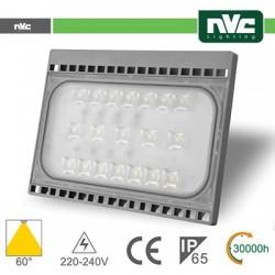 Proiettore per esterni Slim 50W - 4000K 4400LM 60° IP65