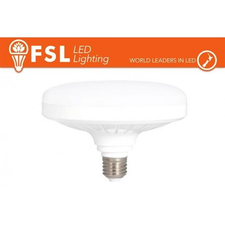 Lampada UFO - 16W 6500K 1100LM 150x88mm CRI80 E27