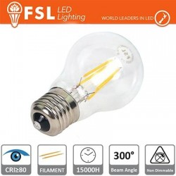 Lampada Filamento Goccia - 7W 2700K E27 700LM