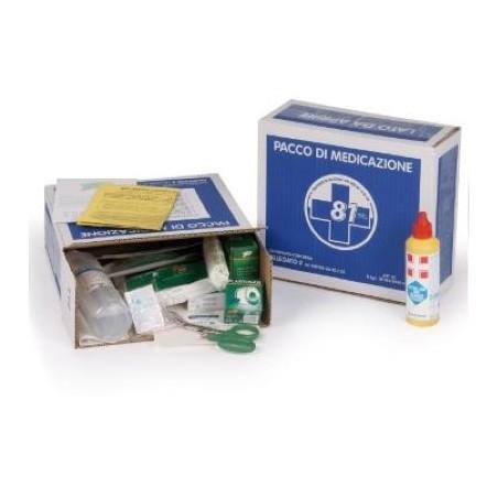 Kit reintegro cassette di pronto soccorso - 2 dipendenti