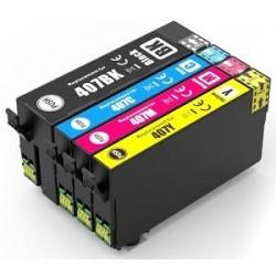 Magente 26ml compatible Epson WF-4745 Series-1.9KC13T07U340