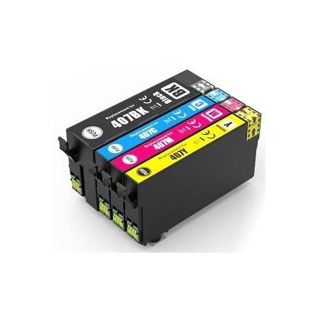 Yellow 26ml compatible Epson WF-4745 Series-1.9KC13T07U440